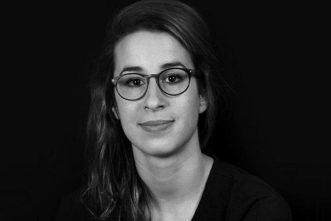 Portrait : Pascaline Lefebvre